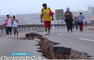 terremotochile